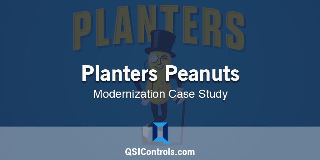 Kraft Heinz-Planters Peanuts Modernization Case Study