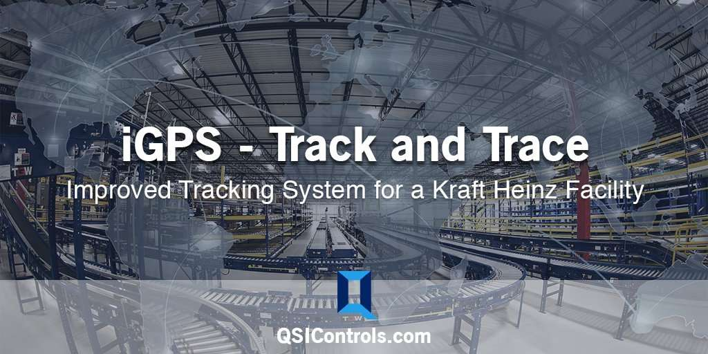 iGPS - Track and Trace Case Study - Quantum Solutions Inc