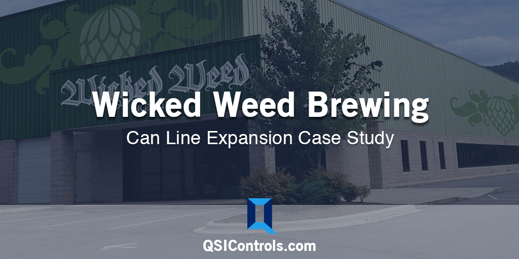Wicked Weed Brewing – Can Line Expansion Case Study